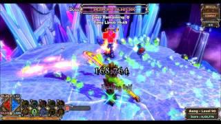 Dungeon Defenders - Final Boss: Old One (Nightmare Hardcore)