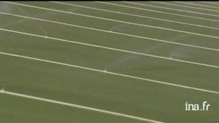 Etats Unis, Californie : arrosage, irrigation golf