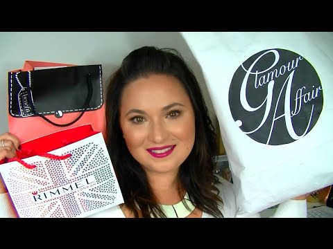 ♡ Glamour Affair Goodie Bag! ♡ Benefit | Lush | Bioderma