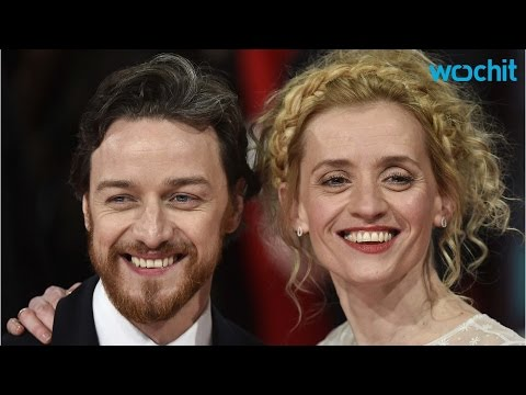 James McAvoy Addresses His Divorce From AnneMarie Duff