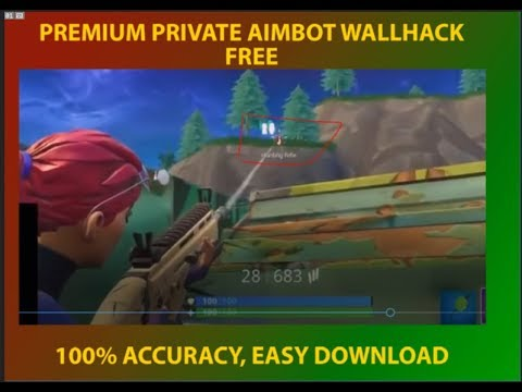 Fortnite Aimbot Pc Hacks 100 Accuracy Proof Shown For Pcxbox