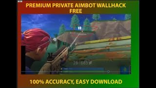 FORTNITE AIMBOT PC HACKs 100% ACCURACY PROOF SHOWN FOR PC/XBOX ONE/PS4/IOS & ANDROID september 2018