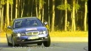 Rover 75 2.5 V6 vs. BMW 520i E60 Vergleichstest