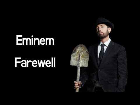 Eminem - Farewell (Lyrics)