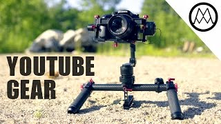 My YouTube Camera Gear Setup Tour!