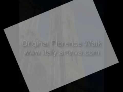 Italy Tours Florence Tours Original Florence Walk Artviva Review 4