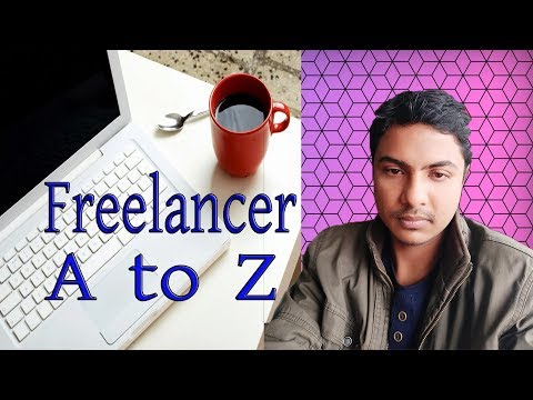 FREELANCER.COM A to Z/HOW TO BID ON FREELANCING PROJECT/SUBMIT COMPLETE WORK TO BUYER/FREELANCER.COM