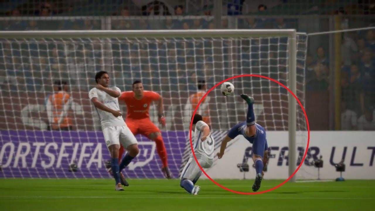 ЛУЧШИЕ ГОЛЫ НЕДЕЛИ #2 FIFA 18
