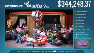 Rooster Teeth Extra Life 2015 Stream Hour 24