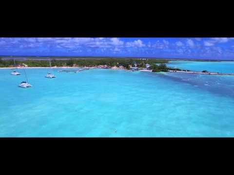 Anegada - British Virgin Island - DJI Inspire 1