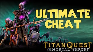 Titan Quest Ultimate Cheat (Health, Gold, Skills and More!)