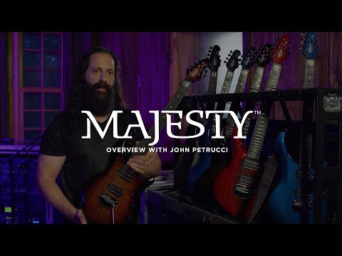 Ernie Ball Music Man Majesty