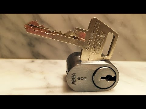 Взлом отмычками ASSA   ASSA Twin Pro - Pick & Gut (Pick & Gut video of the ASSA Twin Pro. This is the last Twin on my list for the time being. I have nothing but r