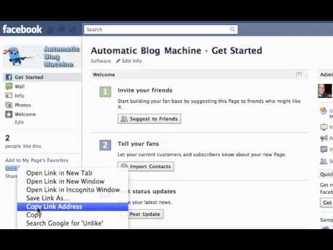 how to find page id on facebook