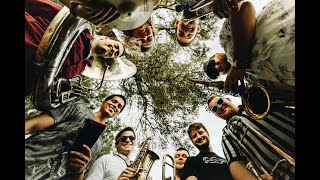 No Hands Brass Band - Hurricane Season (Trombone Shorty Cover)