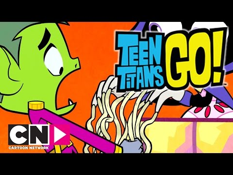 Teen Titans Go! | Princess Rapunzel | Cartoon Network