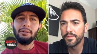 Gambar cover Dominick Reyes reacts to Jon Jones' legal troubles   ESPN MMA