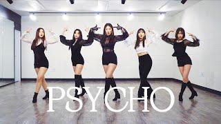 레드벨벳 Red Velvet - 'Psycho (사이코)' | 커버댄스 DANCE COVER | 안무 거울모드 PRACTICE MIRRORED