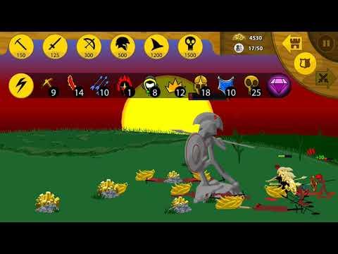 Взломанная игра Stick War Legacy   (Турнир)