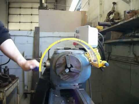 lathe machine guarding