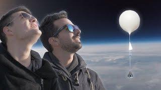 Kamerát küldtünk az ŰRBE ! Pamkutya Kalandok #18