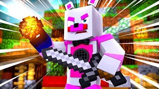 Funtime Freddy's Secret Bedwars Strategy ?!   Minecraft FNAF Roleplay