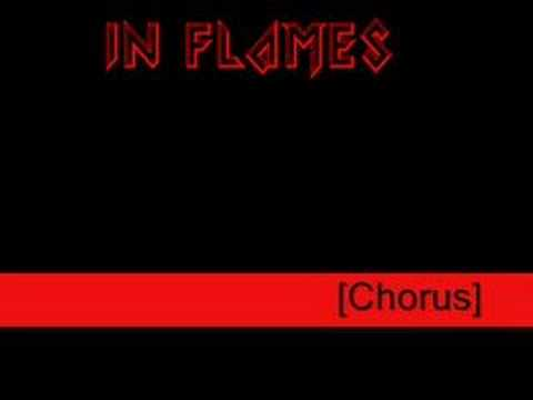 In Flames- Come Clarity (lyrics)
