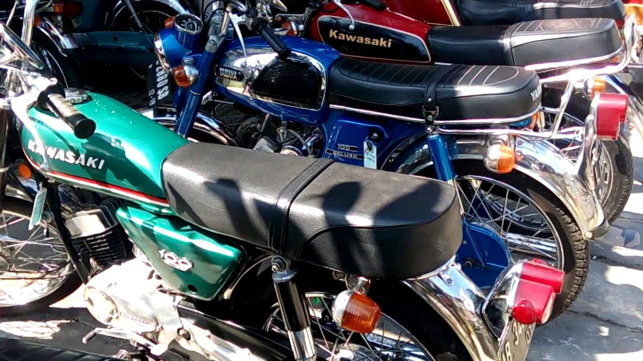C.M.G - Classic Motor Gallery - YouTube