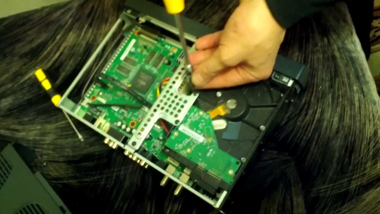 Hacking the cable box
