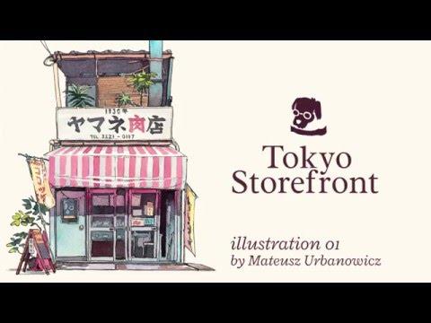 Tokyo storefront #01