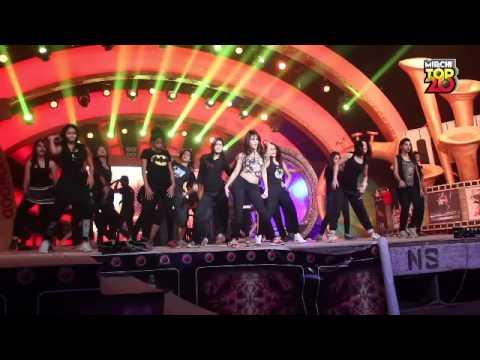 Sana Saeed At The Rehearsals Of Mirchi Top 20!