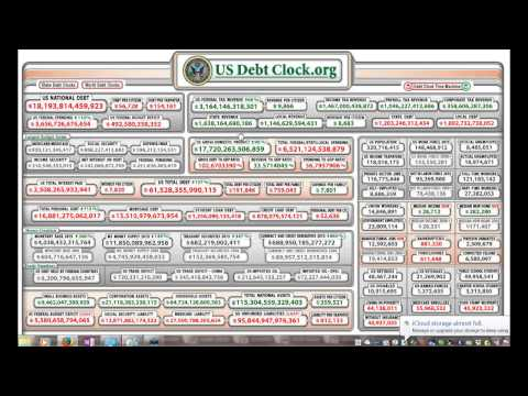 US Debt Crisis 2015