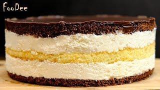 Этот торт не забуду никогда Торт Птичье молоко с кремом из манки