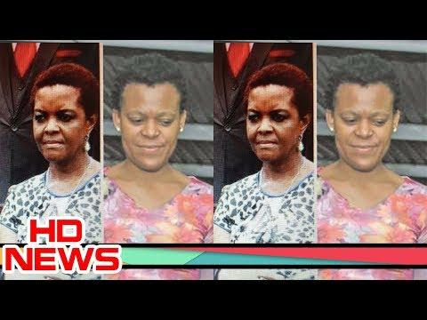 Grace Mugabe is Zodwa Wabantu's mother