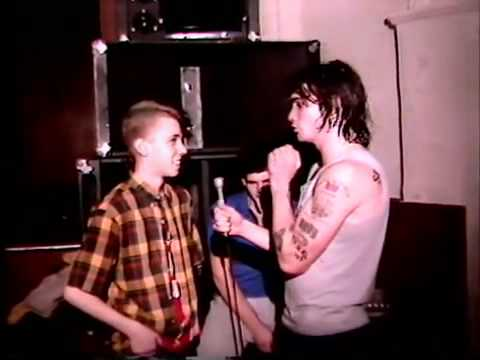 Henry Rollins/Black Flag Interview