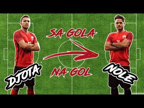 SA GOLA NA GOL CHALLENGE w/ Nole