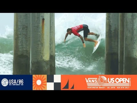 Summer Bash Underway in Huntington Beach at the Vans US Open 2017