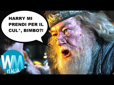 Top 10 PEGGIORI CAMBIAMENTI nei FILM di HARRY POTTER!