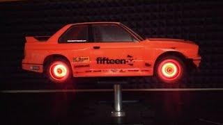 АДСКАЯ BMW М3 ... когда перегрел тормоза