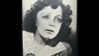 Watch Edith Piaf Le Petit Homme video