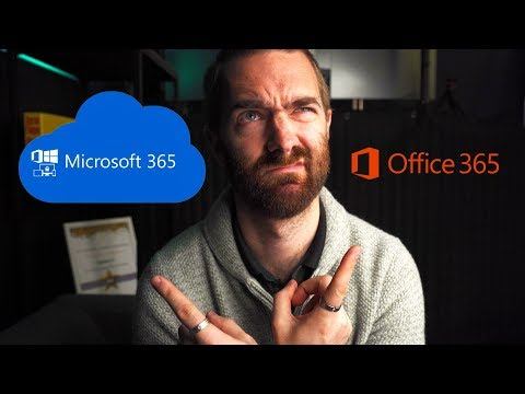 Differences Between Office 365 Vs Microsoft 365