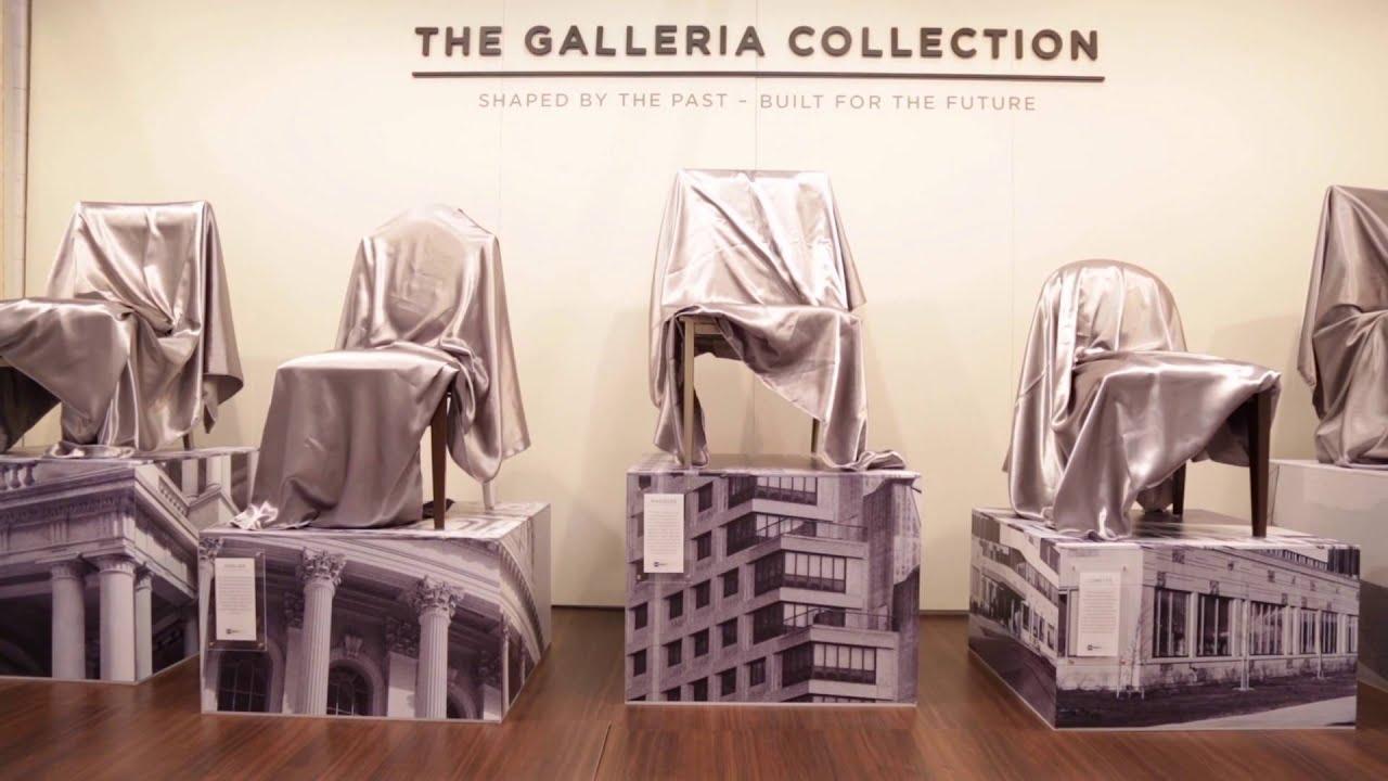 BDNY 2015 MityLite Unveils the Galleria Collection