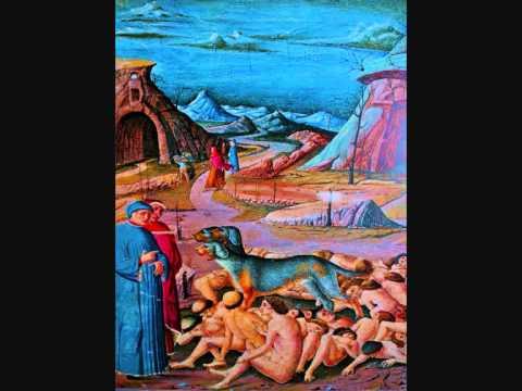 La Divina Commedia. Inferno, canto VI° (Cerbero; Ciacco). Lettura di Carlo D'Angelo.