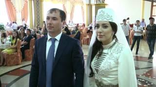Свадьба Курбана и Зарины 5 июня 2013
