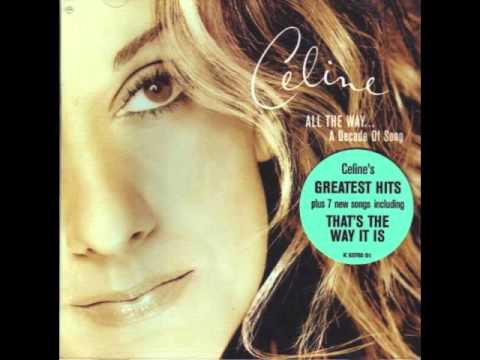 Celine Dion ‎– All The Way... A Decade Of Song  Billboard 200 Nr 1 (dec 11 1999)