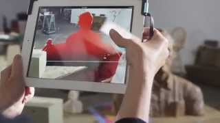 3D Systems iSense 3D Scanner for iPad Now Available on Eezitec.com | Eezitec