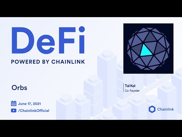 Orbs on Chainlink Live | Liquidity Nexus Single-Side Deposit AMM
