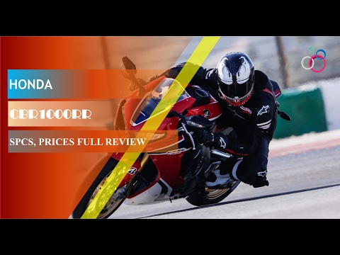 2017 Honda CBR1000RR Full Review Spcs And Price