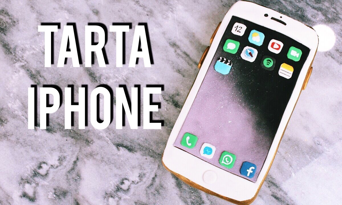iphone 6 tutorial tarta iphone 6 tutorial marcos soler 11436