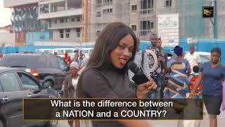 WHAT IS THE DIFFERENCE BETWEEN A NATION AND A COUNTRY?